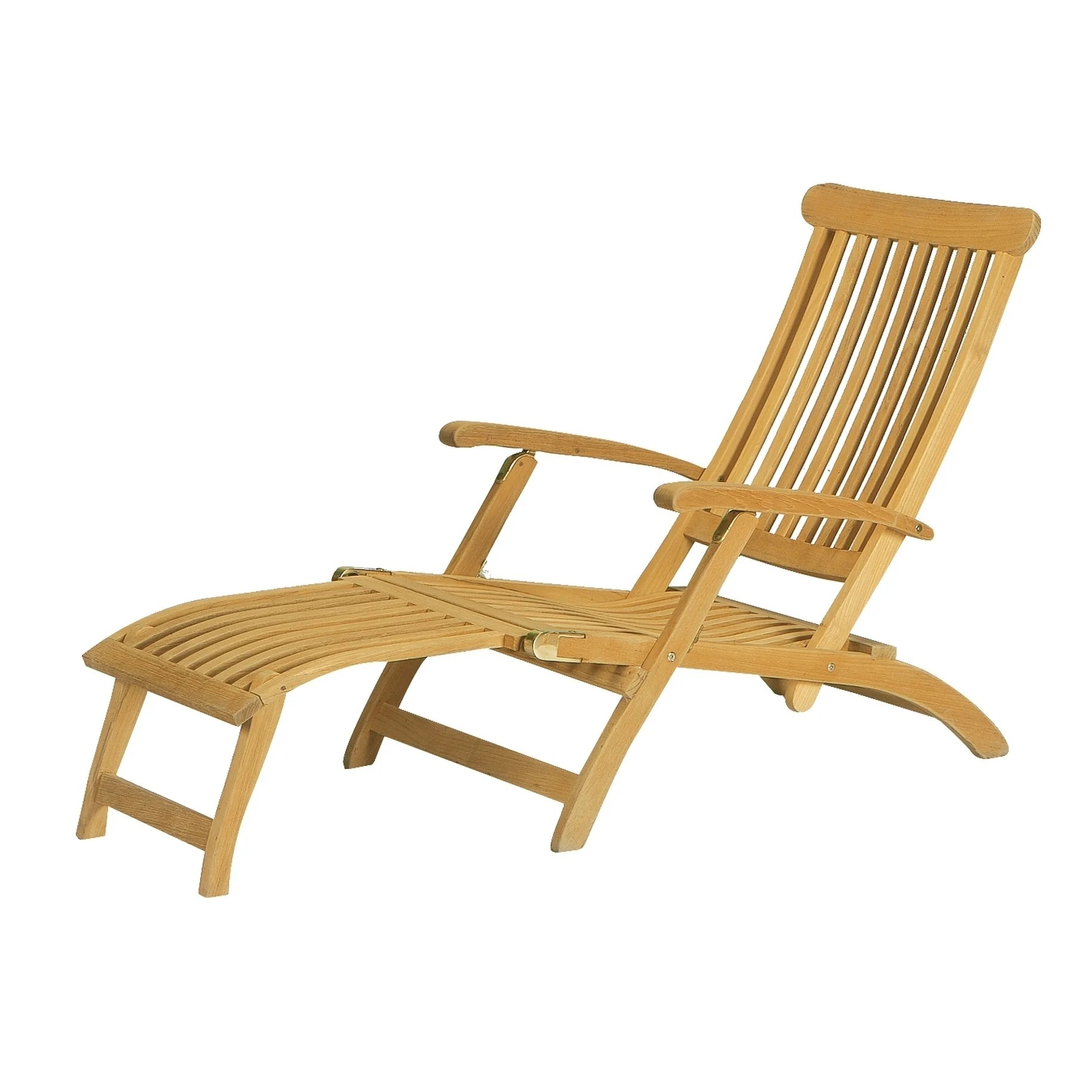 Teak Chaise Lounge Chairs Details About Steamer Outdoor Folding Teak Chaise Lounge Chair