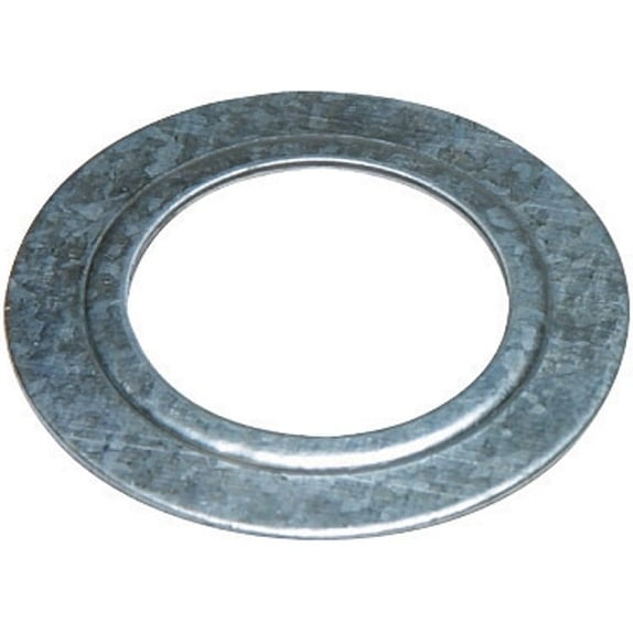 Sigma  1 to 1/2 in. Dia. Steel  Reducing Washer  EMT  2 pk