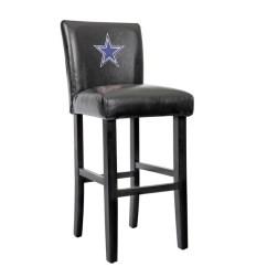 Dallas Cowboys Chairs Sale Salon Chair Mat Shop Model 30da Officially Licensed 30 Inch Parsons Bar Stools Sold 2 Carton