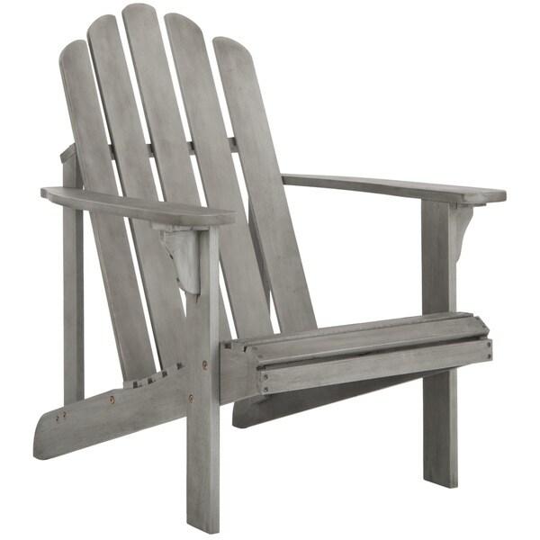 adirondack chair sale cheap swivel shop safavieh topher grey wash on free