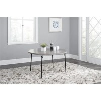 Shop COSCO Grey 48 inch Round Fold in Half Table - On Sale ...
