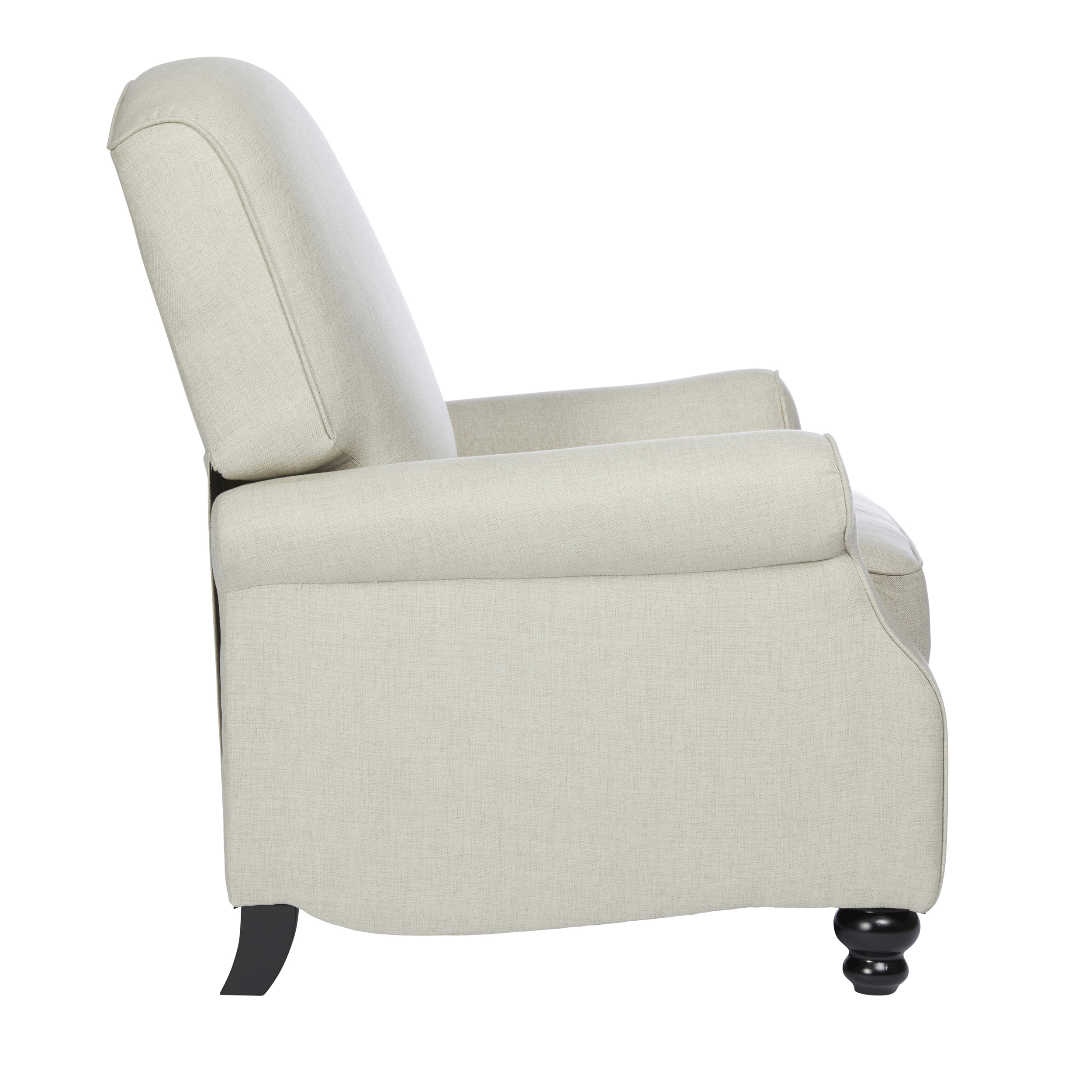 push back chair jaxx bean bag chairs recliner and rocking recliners for less overstock