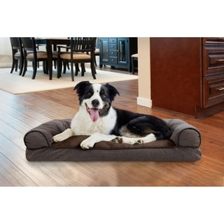 orthopedic sofa bed uk microfiber convertible buy dog beds online at overstock com our best blankets quick view