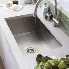 30 Kitchen Sink Track Lighting For Kitchens Shop Cocina Hand Hammered Brushed Nickel 33 Inch Undermount