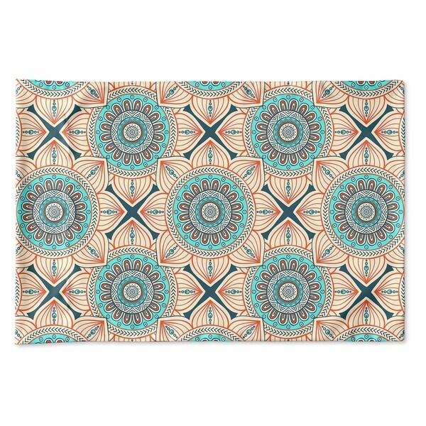 kavka designs bloom pillow