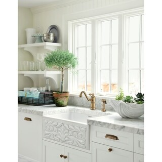blue kitchen sink cheap small table buy sinks online at overstock com our best deals whitehaus collection fireclay reversible