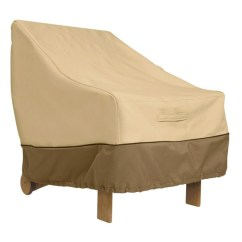 High Back Chair Covers For Sale Dining Chairs Clearance Shop Classic Accessories Veranda Patio Cover On