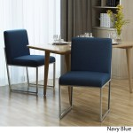 Delma Modern Fabric Dining Chair By Christopher Knight Home Overstock 18696539 Charcoal