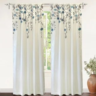 Buy Floral Curtains Amp Drapes Online At Our