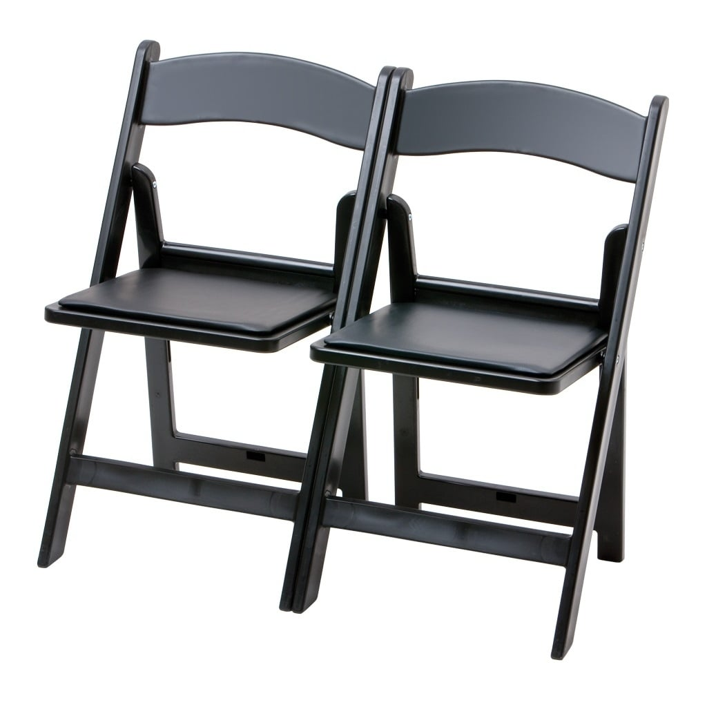 Resin Folding Chairs Atlas And Lane Resin Folding Chair Ebay