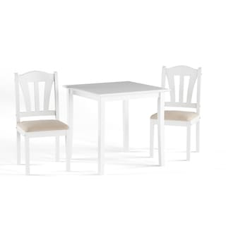 white table chairs race car chair officeworks buy kitchen dining room sets online at overstock com our best bar furniture deals