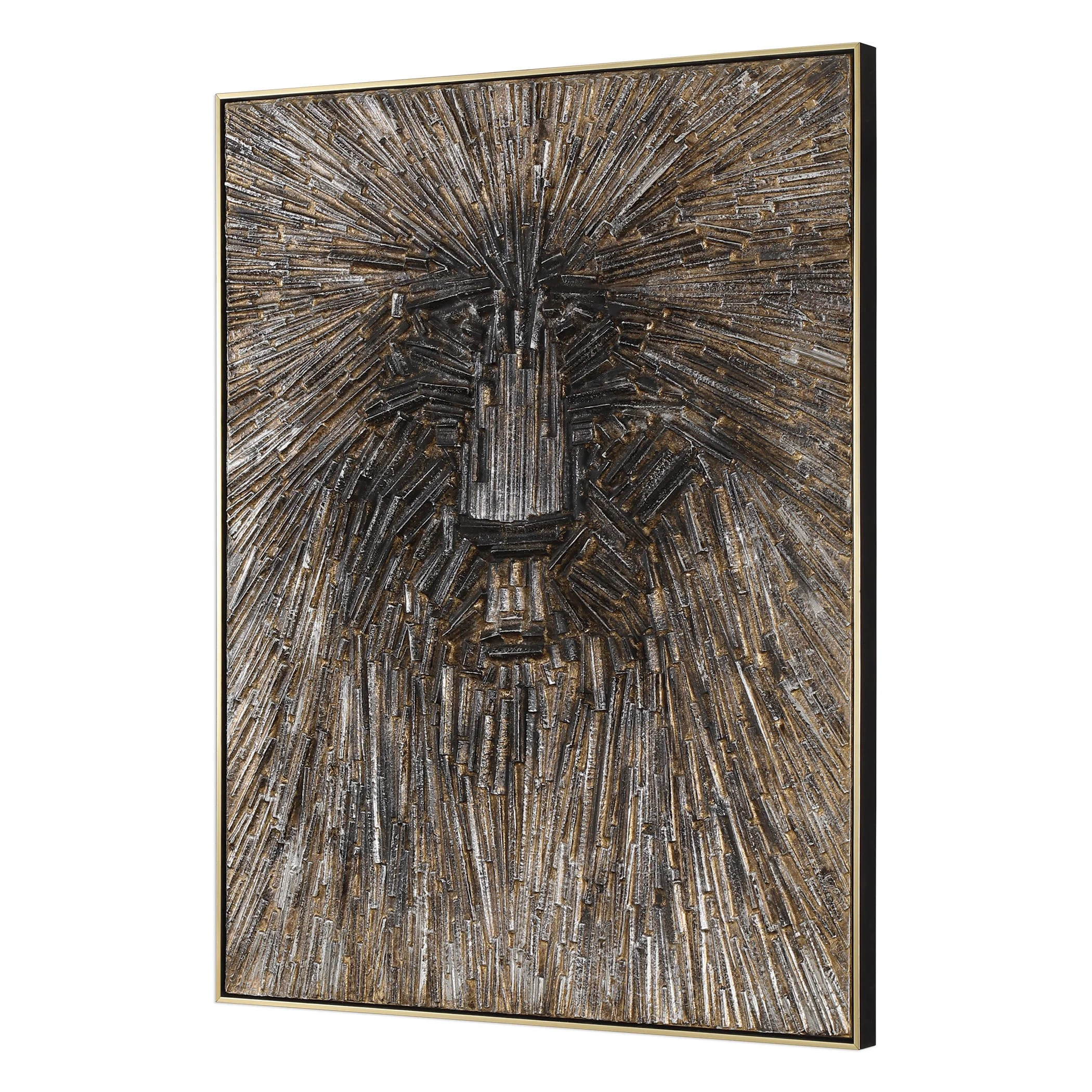 Uttermost Mysterious Abstract Art