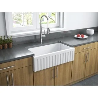 farmers sinks for kitchen ipad stands buy farmhouse online at overstock com our best deals