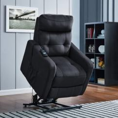 Overstock Com Chairs Shower For Handicap Buy Upholstered Living Room Online At Our Prolounger Navy Blue Velour Power Recline And Lift Chair
