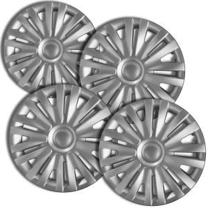 "OxGord Silver 15"" Wheel Cover/Hub Cap Fits Select Volkswagen - 61560"