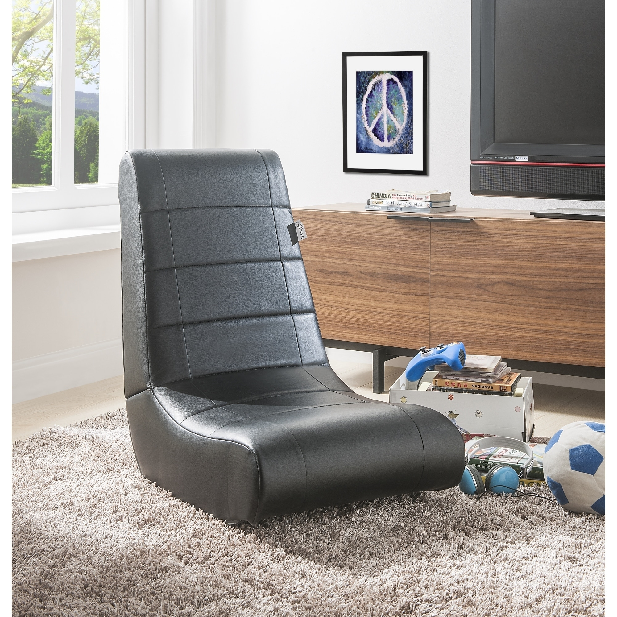 flip chair for adults abiie high gaming futon
