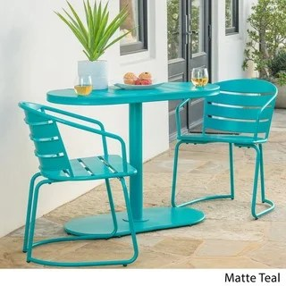 bistro tables and chairs chair hammock stand uk buy outdoor sets online at overstock com our best patio furniture deals