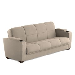 Sofa Free Shipping Europe 2 Seater Recliner Singapore Shop Handy Living Burlington Storage Arm Convert A Couch
