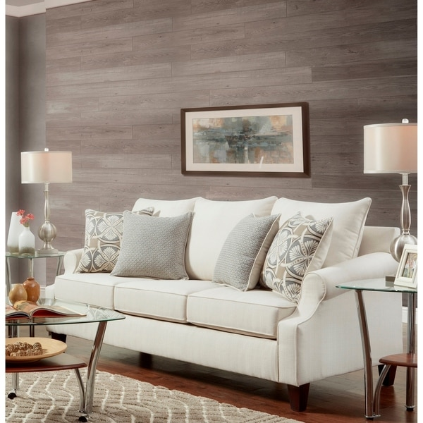 abbyson living belmont leather sofa bed price in desh shop sofatrendz cream free shipping today overstock com 19837071
