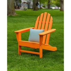 Polywood Classic Adirondack Chair Professional Massage Shop Outdoor Free Shipping Today