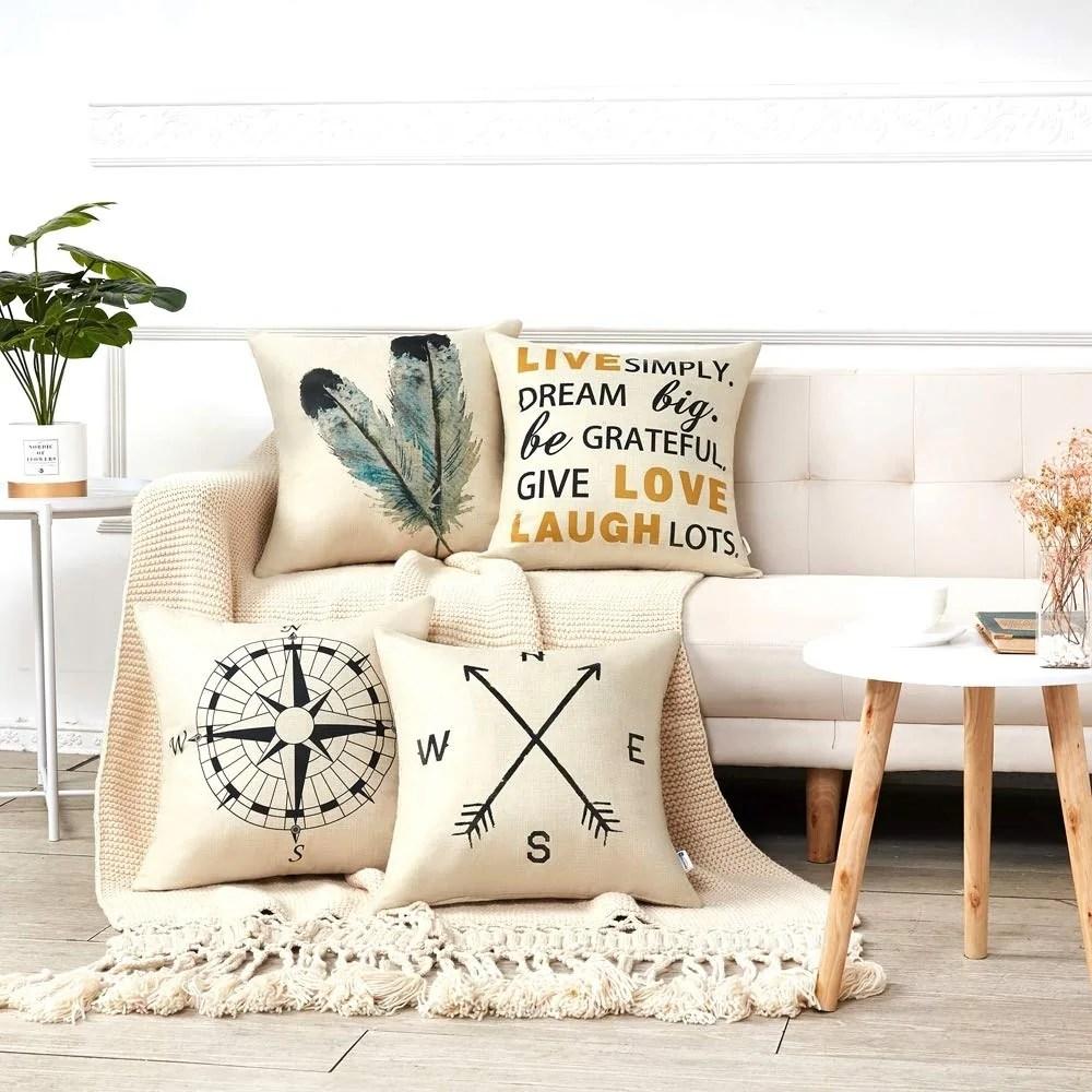buy pillow covers nautical