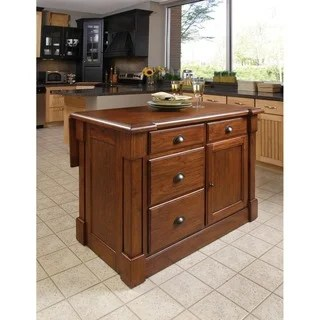 best place to buy kitchen island mahogany cabinets with seating islands online at overstock com our copper grove garner lake rustic cherry