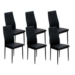 High Back Dining Chair Adjustable Height Shop Ids Home Chairs With Cushion Support On Sale