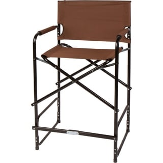 folding chair for living room dining set buy chairs online at overstock com our 43 steel tall director s by trademark innovations