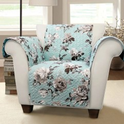 Floral Arm Chair Fishing Bed Legs Lush Decor Tania Furniture Protector Ebay Details About