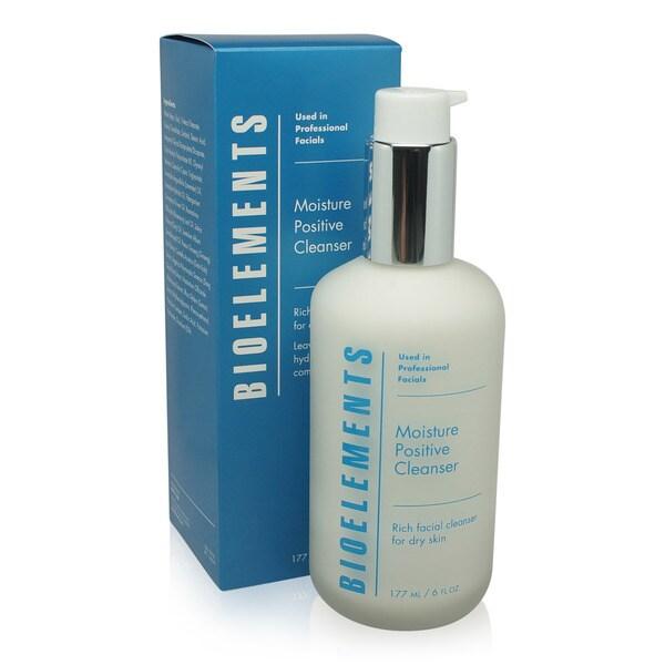 Shop Bioelements Moisture Positive 6-ounce Cleanser - Free ...