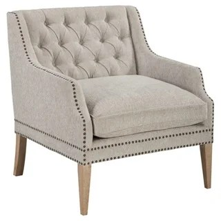 farmhouse living room chairs drywall buy ivory online at overstock com trivia accent chair