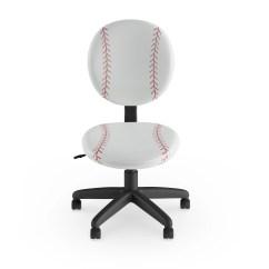 Baseball Desk Chair Revolving Olx Delhi Office Cute Pink Accent Fire