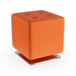 Storage Ottoman Sound Chair Hammock Stand Canada Buy Orange Square Ottomans Online At Overstock Porch Den Hartfield Contemporary Swivel