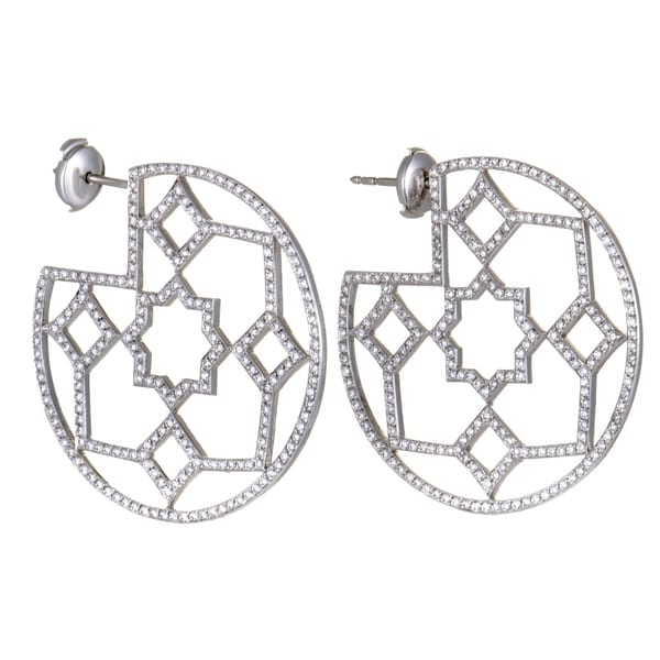 Shop Tiffany & Co. Paloma Picasso Marrakesh Platinum