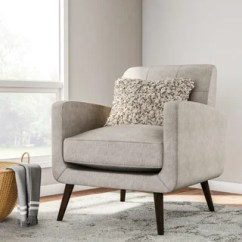 Scandinavian Living Room Furniture Beach House Pics Buy Chairs Online At Overstock Com Our Carson Carrington Keflavik Mid Century Dove Grey Linen Arm Chair