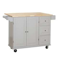 Wooden Kitchen Cart Cheap Remodel Buy Wood Carts Online At Overstock Com Our Best Furniture Deals