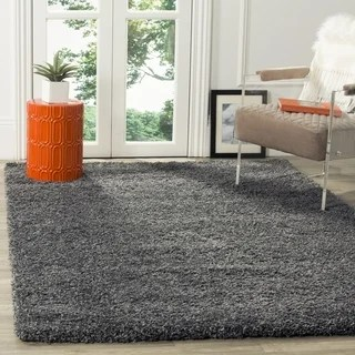 best rugs for kitchen commercial equipment repair buy 8 x 10 area online at overstock com our deals safavieh cozy plush dark grey charcoal shag rug