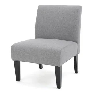 accent chair gray office video buy chairs grey living room online at overstock com our best furniture deals