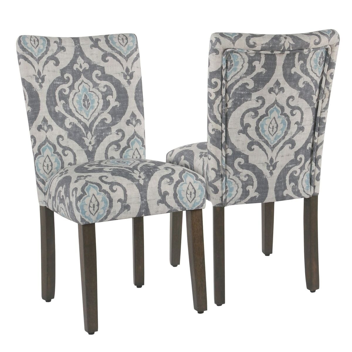 Classic Chair Porch Den Robin Classic Parson Dining Chair Set Of 2