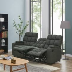 Microfiber Sofas Fast Sofa 2001 Trailer Buy Couches Online At Overstock Com Our Best Strick Bolton Saskia Grey 3 Seat Recliner