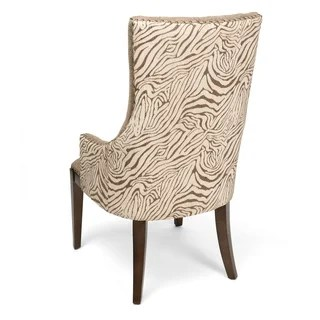 giraffe print chair racing simulator plans buy animal living room chairs online at overstock com our best furniture deals