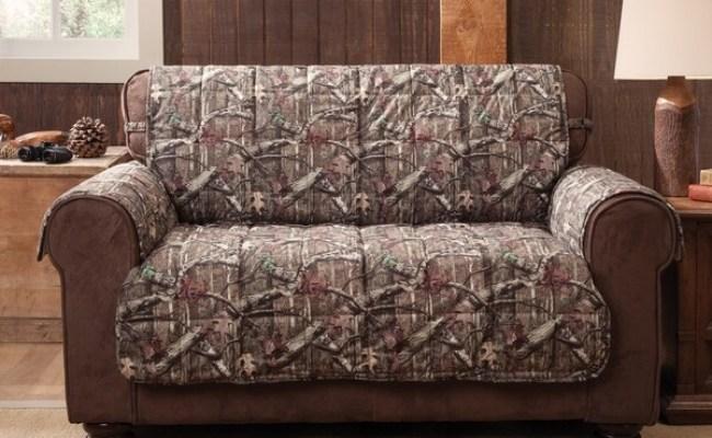 Shop Mossy Oak Break Up Infinity Sofa Slipcover On Sale