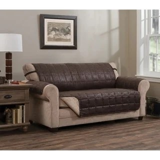 best couch cover for leather sofa designer set online buy faux slipcovers at overstock com our furniture covers deals
