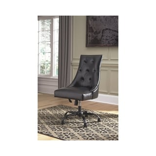 chair design program giant bean bag buy signature by ashley office conference room chairs black home swivel desk