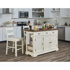 Best Kitchen Islands Buffet Ikea Buy With Seating Online At Overstock Com Our Osp Home Furnishings Island Granite Inlay Top And Two Matching Stools N