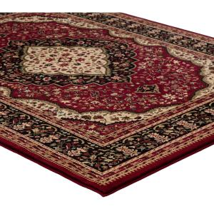 Concord Global Ankara Katrina Red Runner - 2'2 x 7'3
