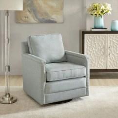 Blue Glider Chair Gym Shop Madison Park Lotte Swivel On Sale Free