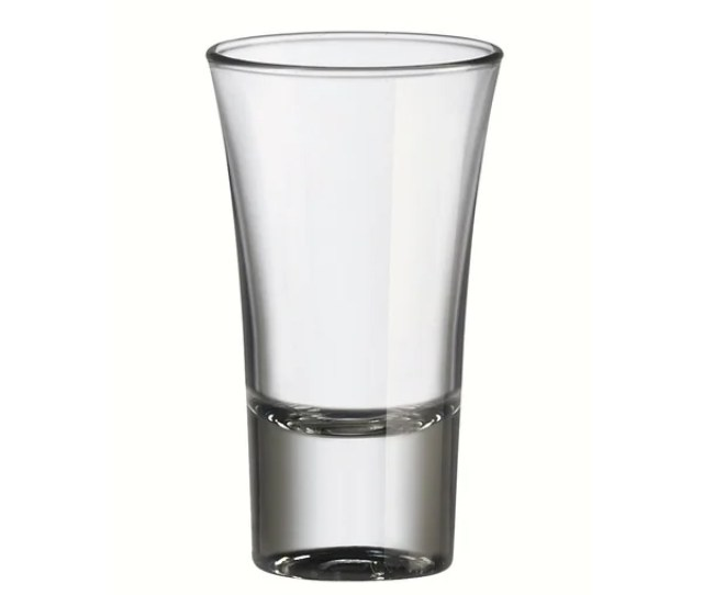 Shop Bartenders Choice Jigger Shot Glass Set Of 6 2 Oz Free Shipping On Orders Over