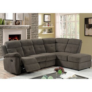 recliner sectional sleeper sofa foam flip out bed buy reclining sofas online at overstock com our best living room furniture deals