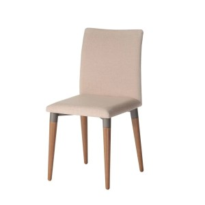 Manhattan Comfort Charles Mid Century Upholstered Dining Room Chair